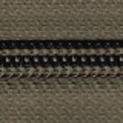 Military Zippers