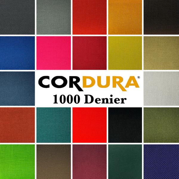 1000 Denier Coated Cordura 174 Nylon Fabric