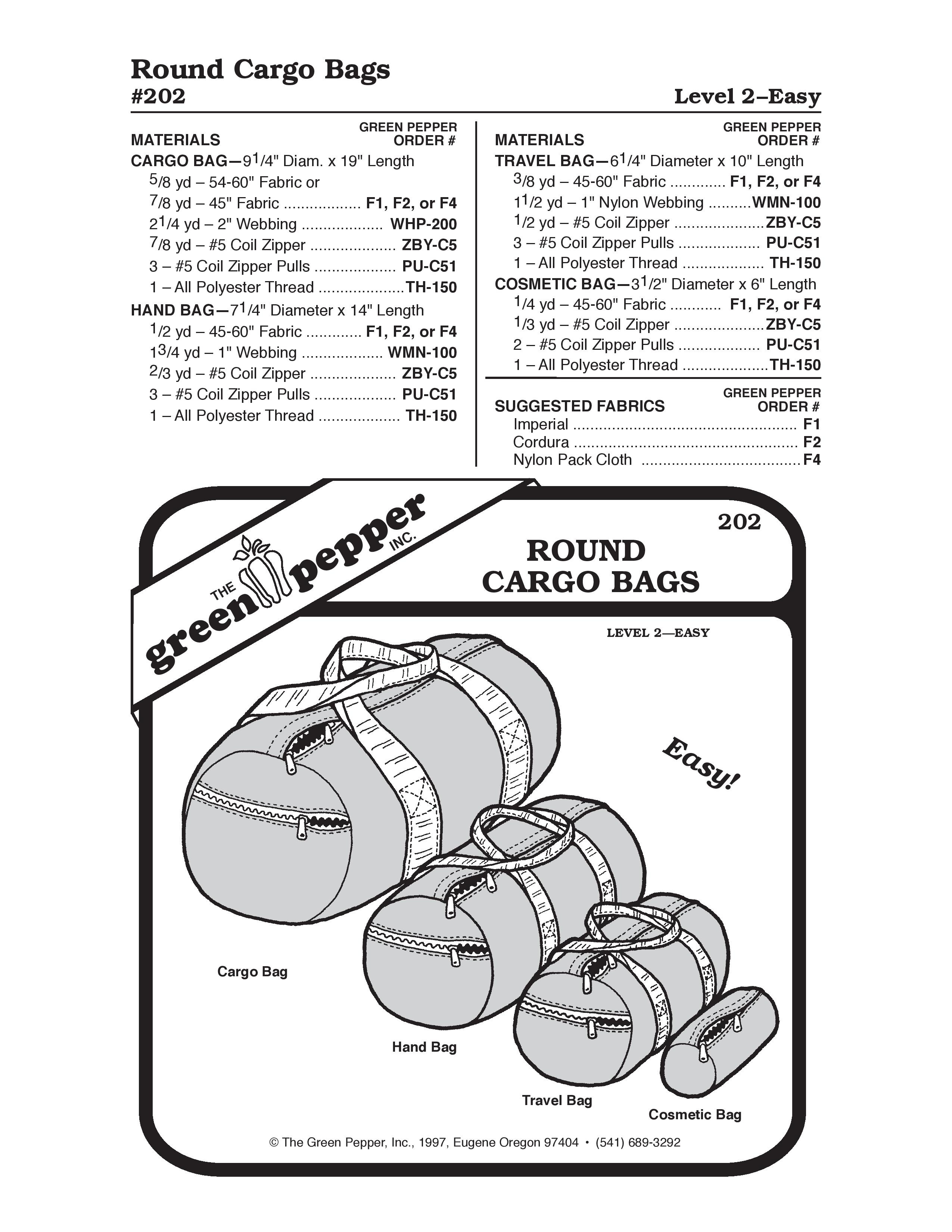 Gear Sewing Patterns