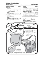 GP-Courier Bag Patterns