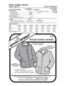 GP-Polar Lodge Jacket Pattern