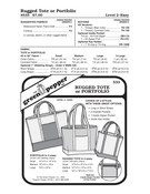 GP-Rugged Tote Pattern