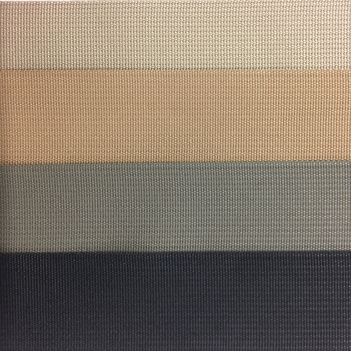 1 Mil-Spec Nylon Grosgrain Ribbon MIL-PRF-5038 By the Yard Tan 499