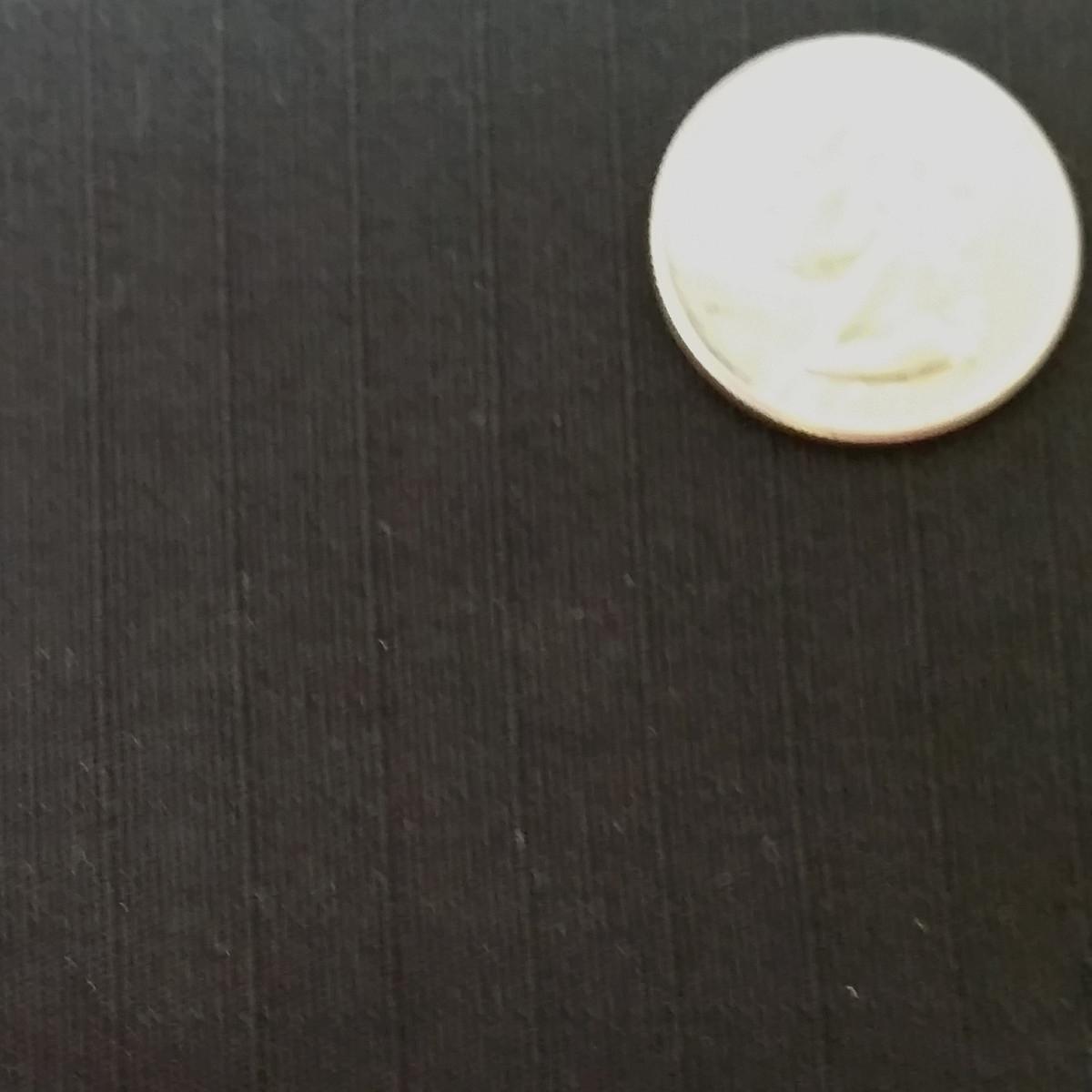 Nylon/Cotton Ripstop - Black