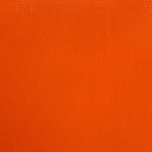 18 Oz Vinyl Coated Polyester Fabric Orange